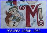 """Sal """"Christmas Snowfriends banner""""-07-wip-jpg"""