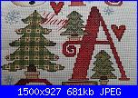 """Sal """"Christmas Snowfriends banner""""-wip-08-jpg"""
