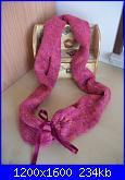 """Sal """"impariamo a fare una sciarpa a collana""""-100_1195-jpg"""