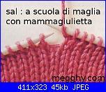 sal : a scuola di maglia con Mammagiulietta, per principianti-lavoro-maglia-jpg
