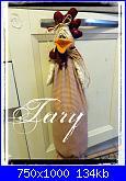 SAL Arrediamo la cucina: Il porta sacchetti GUFO/GALLINA-p1000964-jpg