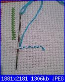 Impariamo il punto croce con retro perfetto-cam00198m-jpg
