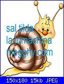 Sal Tilda: La lumachina-banner2-jpg