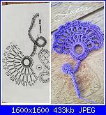 SAL/WIP impariamo - Irish Crochet-1560081720347-jpg