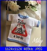 "SAL Cuciamo insieme una maglietta ""Bimbo a bordo""-img_5040-jpg"