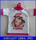 """SAL Cuciamo insieme una maglietta """"Bimbo a bordo""""-32-jpg"""