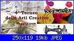 4° Torneo delle arti creative di Megghy-banner-jpg