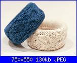 Braccialetti di maglia-esempio3-jpg