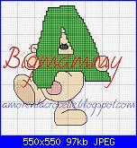 Alfabeto orsetto baby-jpg