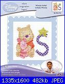 Alfabeto / sampler di Winnie The Pooh-winnie-initial-jpg