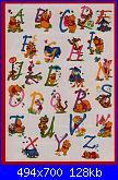 Alfabeto / sampler di Winnie The Pooh-les-lettres-de-w-1-jpg