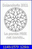 Da colorare!!: Calendario 2011 con Mandala di pace-img051-jpg