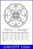 Da colorare!!: Calendario 2011 con Mandala di pace-img054-jpg