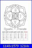 Da colorare!!: Calendario 2011 con Mandala di pace-img059-jpg