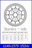Da colorare!!: Calendario 2011 con Mandala di pace-img063-jpg