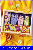 Gatti e Gattini-gatti-1-da-world-cross-stitch-93-luglio-2005-jpg