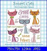 Gatti e Gattini-smart-cats-jpg