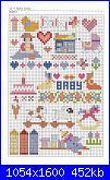 mini mini schemi per i nostri piccolini-dmc004-baby-100-designs-42-jpg