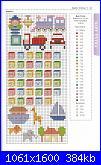 mini mini schemi per i nostri piccolini-dmc004-baby-100-designs-43-jpg