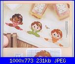 Bordi lenzuolini-toalhinhas-bimbo-pc333-jpg
