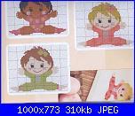 Bordi lenzuolini-toalhinhas-bimbo-pc336-jpg