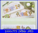 Bordi lenzuolini-toalhinhas-bimbo-pc325-jpg
