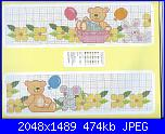 Bordi lenzuolini-toalhinhas-bimbo-pc235-jpg