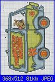 Cerco schemi Scooby Doo-12-1-jpg