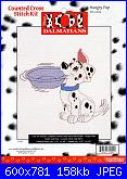 Counted Cross Stitch Kit - Disney's 101 Dalmatians-31004-hungry-pup-jpg
