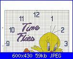sveglie/orologi Disney-orologio_titty_2a-jpg
