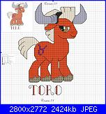 Zodiaco Little Pony-pony-toro-jpg