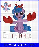 Zodiaco Little Pony-pony-cancro-rid-jpg
