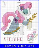 Zodiaco Little Pony-poni-vergine-rid-jpg