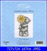 Tatty Teddy-tt37-sunflower-jpg