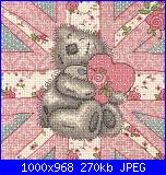 Tatty Teddy-tt232-tatty-union-jack-jpg