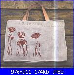Borse, sacche e borsellini-papaveri-jpg