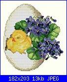 uova di Pasqua-uova-viole-jpg
