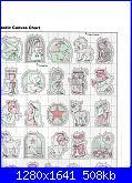 NATALE: Il Calendario dell'Avvento-foglio-4-jpg
