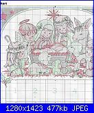 NATALE: Il Calendario dell'Avvento-foglio-8-jpg
