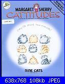 Margaret Sherry-nine-cats-jpg