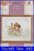 Lanarte 34919 - Little Girl in a Field of Flowers-34919-little-girl-field-flowers-jpg