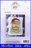 Anchor - Forever Friends Orsetti-frc3000-christmas-kiss-decoration-jpg