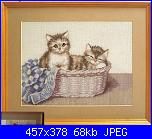Permin of Copenhagen-permin-15-3420-littlecats-jpg