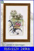 Permin of Copenhagen-permin-92-5326-bicycle-basket-jpg