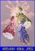 Lavender & Lace -  LL48 -  Firefly Fairies-fire_fly_fairies__pic-jpg