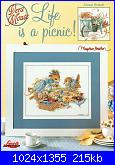 Lanarte - Marjolein Bastin - Vera Mouse - Life is a picnic!-vera-mouse-book-life-picnic-jpg