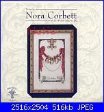 Mirabilia -  Nora Corbett - 12 Days of Christmas Series-nc145-five-golden-rings-jpg