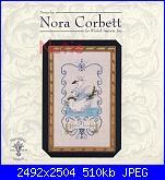 Mirabilia -  Nora Corbett - 12 Days of Christmas Series-nc147-seven-swans-swimming-jpg