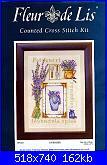Fleur de Lis EPX162 - Lavender-fleur-epx162-jpg