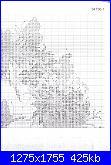 Lanarte 34736 Blue Floreal Wreath Marjolein Bastin-34736_6-jpg